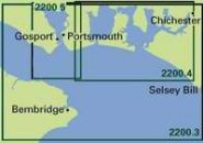 Imray 2200.5 Portsmouth Harbour and Approaches