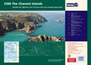 Imray 2500 Channel Islands Chart Pack